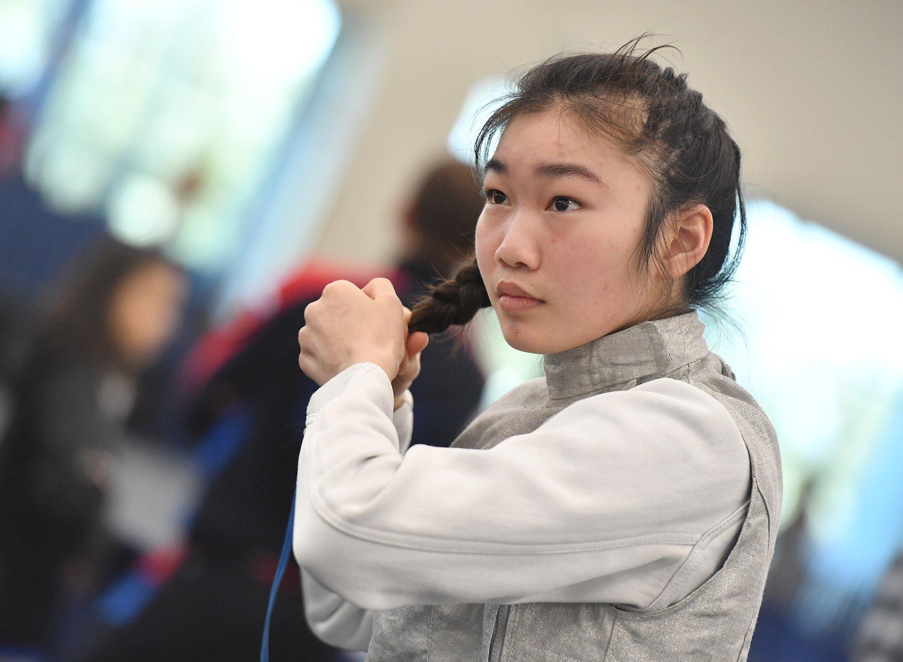 Sabrina Cho Anaheim 2019